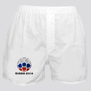 Russia World Cup 2014 Boxer Shorts