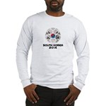 South Korea World Cup 2014 Long Sleeve T-Shirt