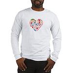 South Korea World Cup 2014 Hea Long Sleeve T-Shirt