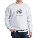 South Korea World Cup 2014 Sweatshirt