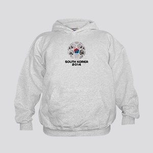 South Korea World Cup 2014 Kids Hoodie