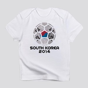 South Korea World Cup 2014 Infant T-Shirt