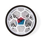 South Korea World Cup 2014 Wall Clock