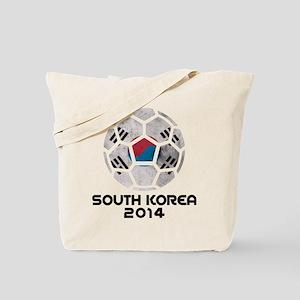 South Korea World Cup 2014 Tote Bag