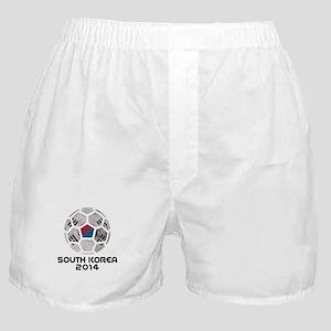 South Korea World Cup 2014 Boxer Shorts