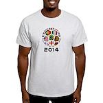 World Cup 2014 Light T-Shirt