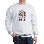 World Cup 2014 Sweatshirt