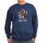World Cup 2014 Sweatshirt (dark)