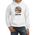 World Cup 2014 Hooded Sweatshirt