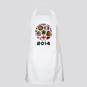 World Cup 2014 Apron