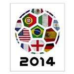 World Cup 2014 Small Poster