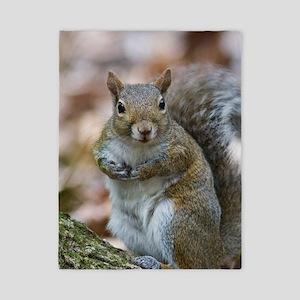 Cute Squirrel Twin Duvet