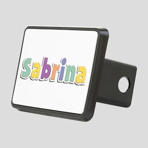 Sabrina Spring14 Rectangular Hitch Cover