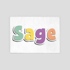 Sage Spring14 5'x7' Area Rug