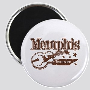 Memphis Tennessee Magnet