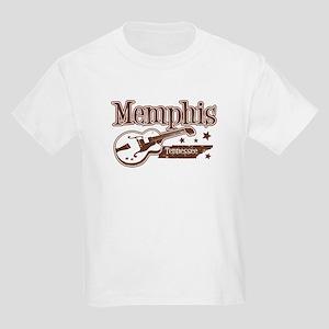 Memphis Tennessee Kids Light T-Shirt