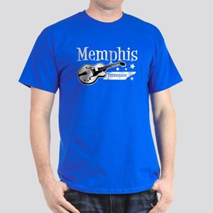 Memphis Tennessee Dark T-Shirt