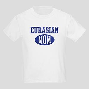 Eurasian mom Kids Light T-Shirt