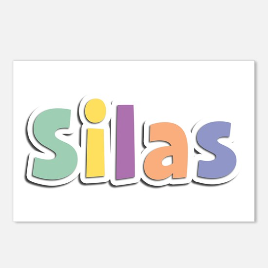 Silas Spring14 Postcards 8 Pack