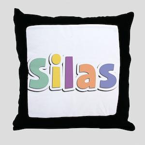 Silas Spring14 Throw Pillow
