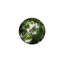 Forest Canopy (Sugar Skull) Mini Button