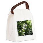 Forest Canopy (Sugar Skull) Canvas Lunch Bag