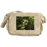 Forest Canopy (Sugar Skull) Messenger Bag