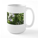 Forest Canopy (Sugar Skull) Large Mug