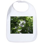 Forest Canopy (Sugar Skull) Bib