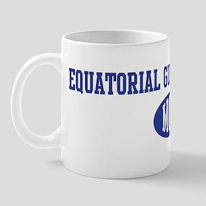 Equatorial Guinea national mo Mug