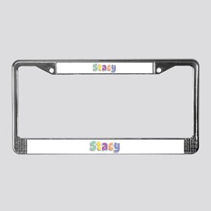 Stacy Spring14 License Plate Frame