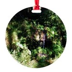 Island Forest Ornament