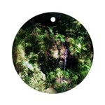 Island Forest Ornament (Round)