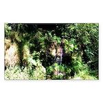 Island Forest Sticker