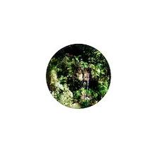 Island Forest Mini Button