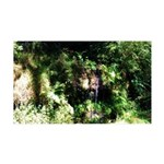 Island Forest Wall Decal