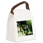 Island Forest Canvas Lunch Bag