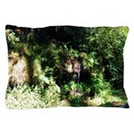 Island Forest Pillow Case