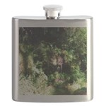 Island Forest Flask