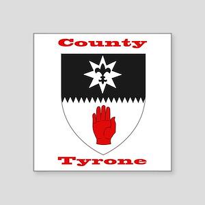 County Tyrone COA Sticker