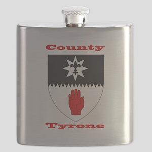 County Tyrone COA Flask