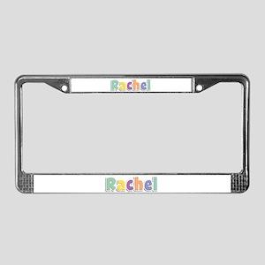Rachel Spring14 License Plate Frame