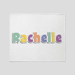 Rachelle Spring14 Throw Blanket