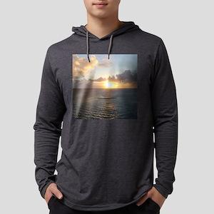 Aruba Sunset Long Sleeve T-Shirt