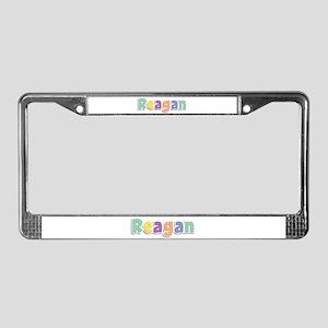 Reagan Spring14 License Plate Frame
