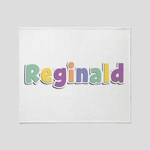 Reginald Spring14 Throw Blanket