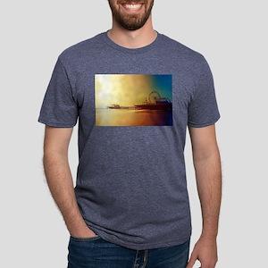 Pier Orange Sunrise T-Shirt