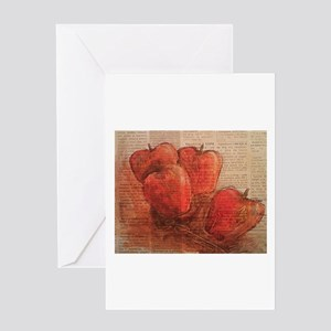 Apples© Greeting Cards