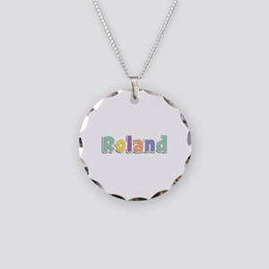 Roland Spring14 Necklace Circle Charm