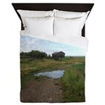 Farm Skies Queen Duvet